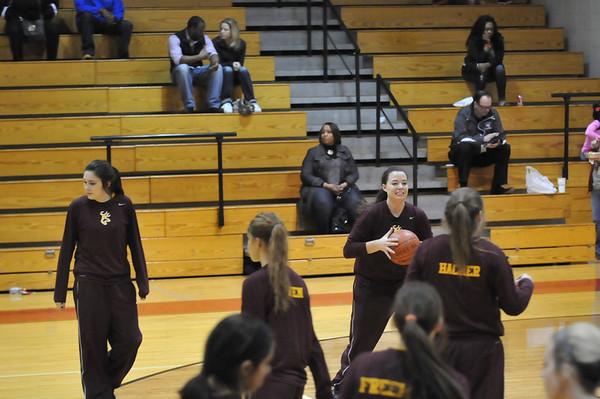 DPHS Varsity Basketball 2013