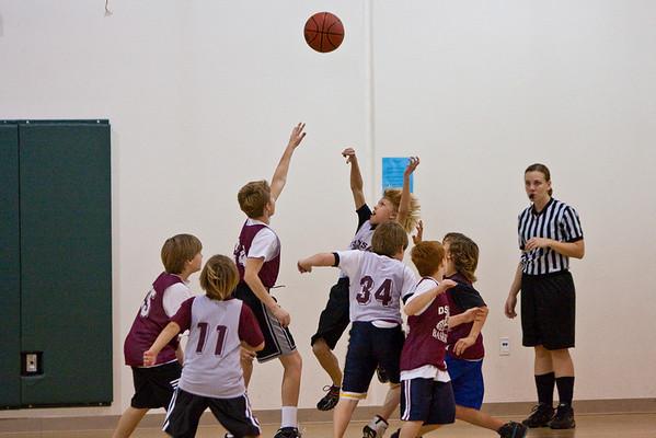 DSYSA Basketball - Sat, Feb 7, 2009