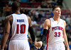 NBA: Dallas Mavericks at Detroit Pistons