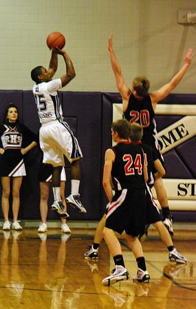 Columbus St. Francis DeSales vs Zanesville Bishop Rosecrans 12/22/2009