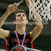 High School Basketball Southeast District Div 2 Final Logan Elm 61, Warren 45 March 8, 2014 Trent Congrove (Logan Elm)