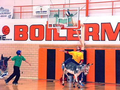 Donkey Basketball 2006