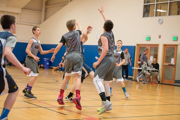 Duanesburg Heat Basketball