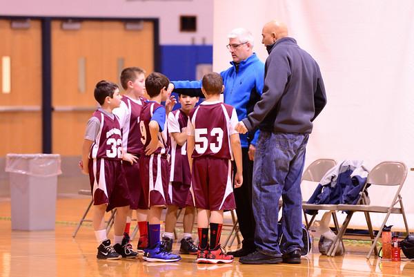 Duanesburg/Schenectady Y Basketball 2014