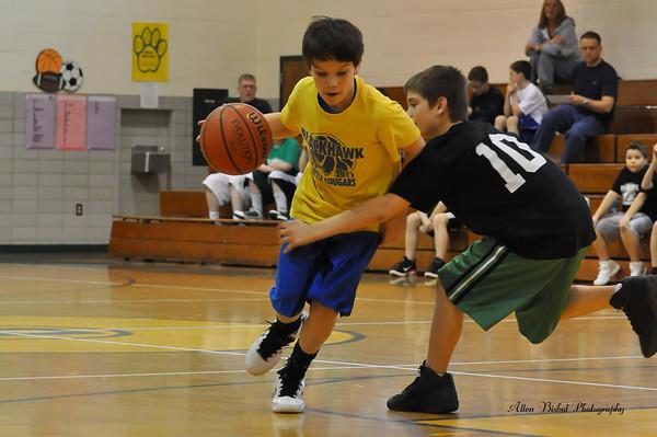 E Little Cougars Basketball