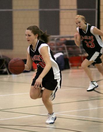 EPHS 9A Girls Basketball vs Burnsville (Dec 1, 2006)