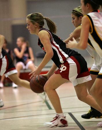 EPHS 9B Girls Basketball vs Burnsville (Dec 1, 2006)