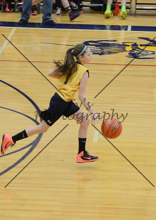 Eastern York Girls 5-6th Grade Basketball