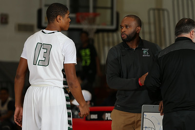 Elmont vs Hills East Boys Basketball. Photos by Chris Bergmann