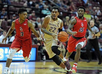 NCAA Basketball: Samford at Florida State