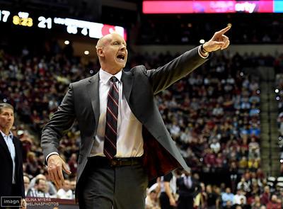 NCAA Basketball: Louisville at Florida State