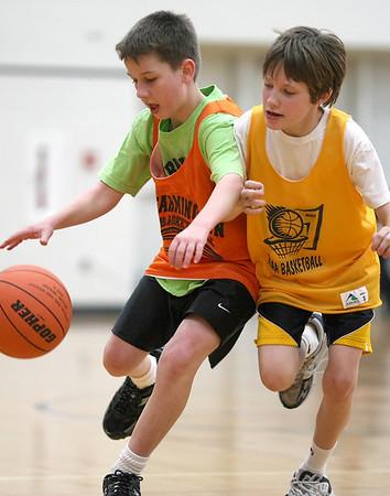 Farmington 5th & 6th Grade Boys Basketball (Jan 26, 2008)