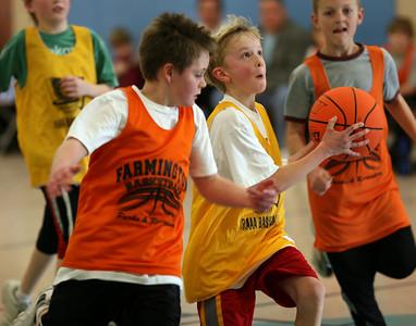 Farmington 5th & 6th Grade Boys Basketball vs Rosemount (Jan 12, 2008)