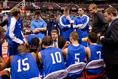 Coach Hanson setting strategy (7992)