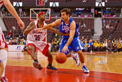 Alex Murphy bringing the ball up court (4249)