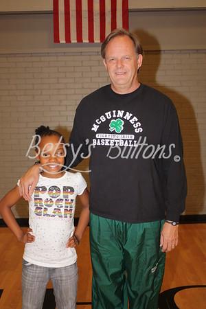 Freshman Girls Basketball 2010-2011