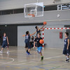 Basketball match Fuenlabrada C.B. Cossio (78) - Estudiantes (33)