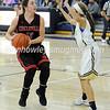 High School Basketball<br /> Circleville 42 Teays Valley 37<br /> January 19 2018<br /> Shayna Hoop (Circleville), Megan Bush (Teays Valley)