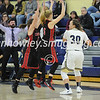 High School Basketball<br /> Circleville 42 Teays Valley 37<br /> January 19 2018<br /> Sydney Williams (Teays Valley), Shayna Hoop (Circleville), Tori Bircher (Circleville)