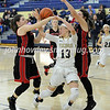 High School Basketball<br /> Circleville 42 Teays Valley 37<br /> January 19 2018<br /> Skye Williams (Teays Valley)