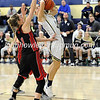 High School Basketball<br /> Circleville 42 Teays Valley 37<br /> January 19 2018<br /> Reagan Willingham (Teays Valley)