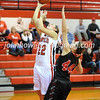 High School Basketball<br /> Fairfield Union 56, Logan Elm 43<br /> December 16, 2014<br /> Lauren VanHoose (Logan Elm)