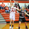 High School Basketball<br /> Fairfield Union 56, Logan Elm 43<br /> December 16, 2014<br /> Jill Congrove (Logan Elm), Courtney Bernard (Fairfield Union)