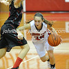 High School Basketball<br /> Fairfield Union 56, Logan Elm 43<br /> December 16, 2014<br /> Jill Congrove (Logan Elm)