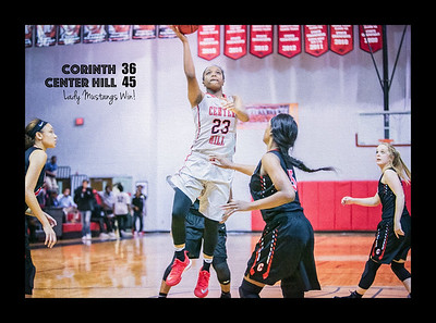 GIRLS Corinth @ Center Hill 07NOV17