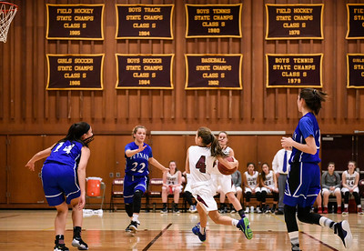 Granby Girls Basketball 5