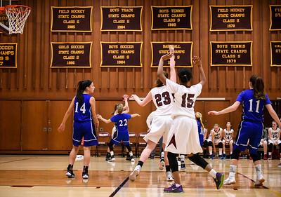 Granby Girls Basketball 6