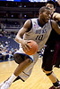 Georgetown Hoyas vs Harvard basketball : Dec 23, 2009  Led by Chris Wright's career-high 34 points and Greg Monroe's 16 points and 16 rebounds, and propelled by a half-ending 11-0 run, Georgetown pulled away to beat Harvard, 86-70, at the Verizon Center. [view all the photos in full screen format by clicking on the SLIDESHOW bar on the right]