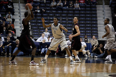 Hollis Thompson guards Kyle Casey