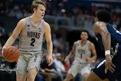 Georgetown Hoyas; Xavier Musketeers