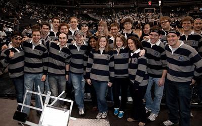 Georgetown University Pep Band