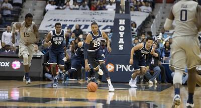 Villanova Wildcats, Georgetown Hoyas, Basketball