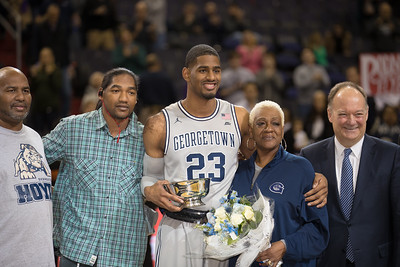 Rodney Pryor, Georgetown Hoyas, Basketball