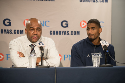 John Thompson III, Georgetown Hoyas, Rodney Pryor