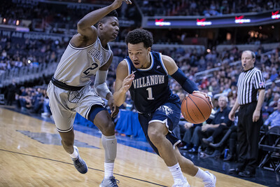 Villanova Wildcats, Georgetown Hoyas, Basketball