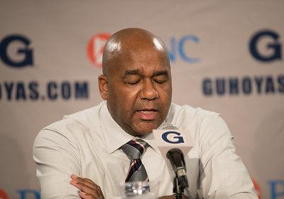 John Thompson III, Georgetown Hoyas