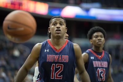 Georgetown Hoyas, Howard Bison, basketball