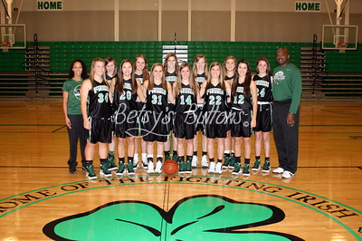 Girls Basketball 2011-2012