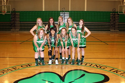 Girls Basketball 2012-2013