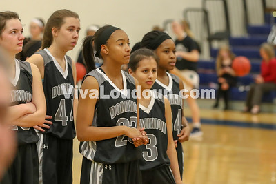 Basketball,Girls,Dominion,Woodgrove