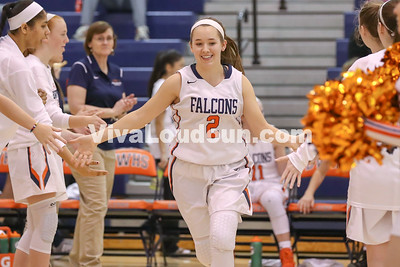 Basketball,Girls,John Champe,Briar Woods