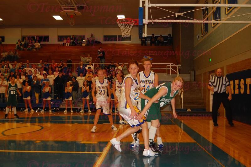 Girls Basketball 07-08