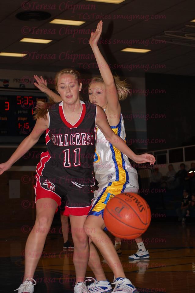 Girls Basketball 08-09