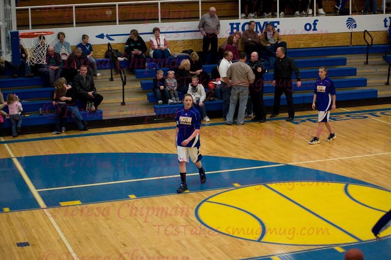 Girls Basketball 09-10