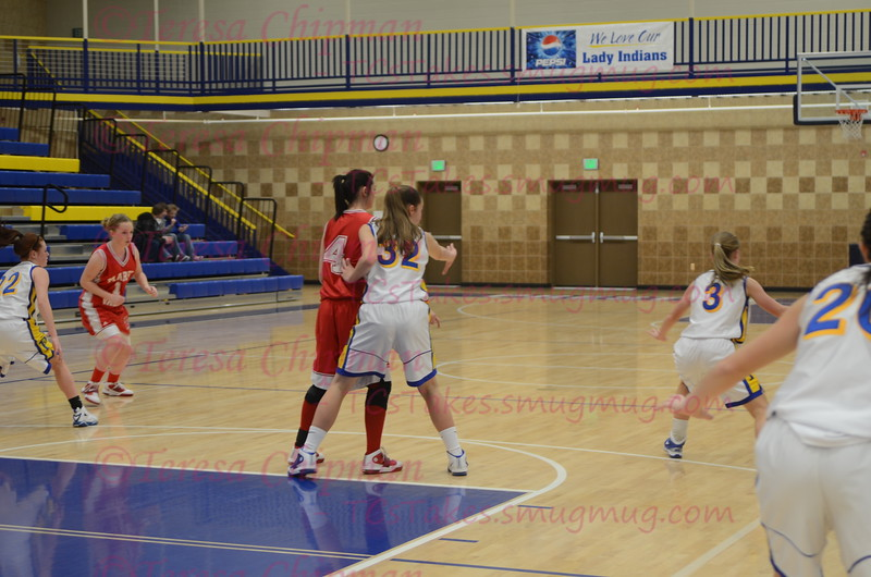 Girls Basketball 10-11