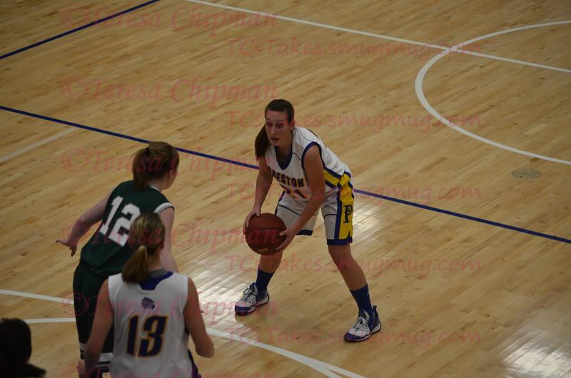 Girls Basketball 11-12